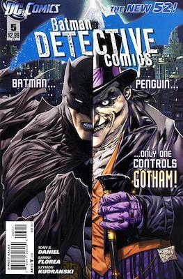 Detective Comics Vol. 2 (2011-2016) #5