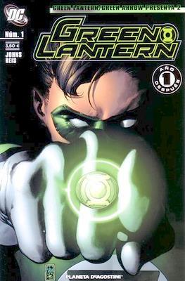 Green Lantern (2007-2008) (Grapa, 48-72 páginas) #1