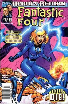 Fantastic Four Vol. 3 #2