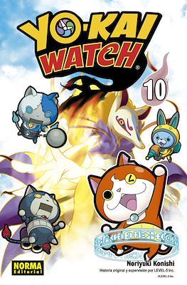 Yo-kai Watch (Rústica con solapas) #10