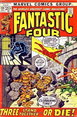 Fantastic Four Vol. 1 (1961-1996) (saddle-stitched) #119