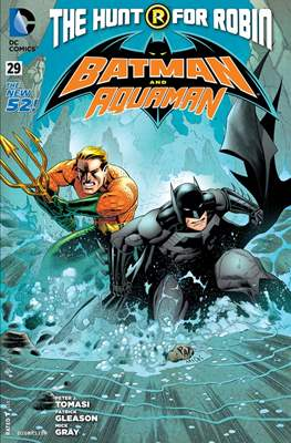 Batman and Robin Vol. 2 (2011-2015) (Comic Book) #29