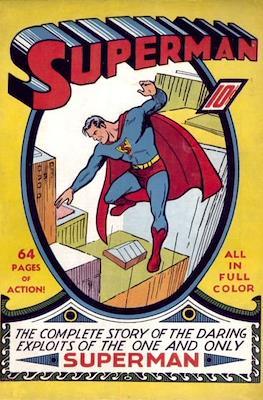 Superman Vol. 1 / Adventures of Superman Vol. 1 (1939-2011) #1