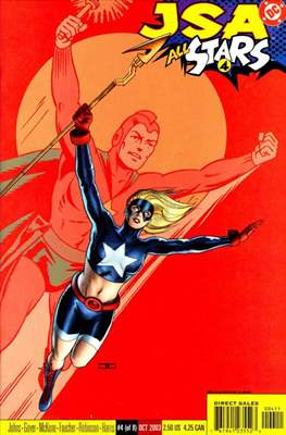JSA: All-Stars Vol. 1 (Comic Book) #4