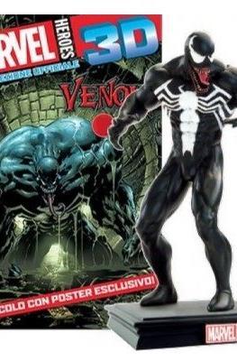 Marvel Héroes 3D - Colección Oficial (Grapa) #24
