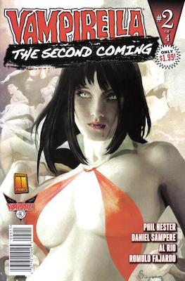 Vampirella: The Second Coming #2