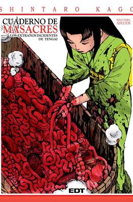 Cuaderno de masacres / Los extraños incidentes de Tengai