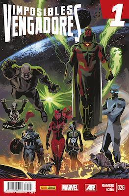 Imposibles Vengadores (2013-2018) (Grapa) #26