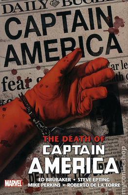 Captain America by Ed Brubaker (Hardcover 720 pp) #2