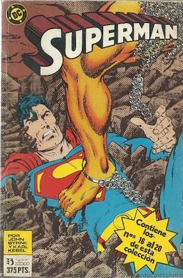 Superman (1984) (Retapado, Tomo rústica) #12