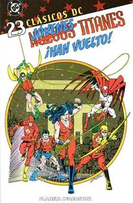 Nuevos Titanes. Clásicos DC (2005-2010) (Rústica 80-128 pp) #23