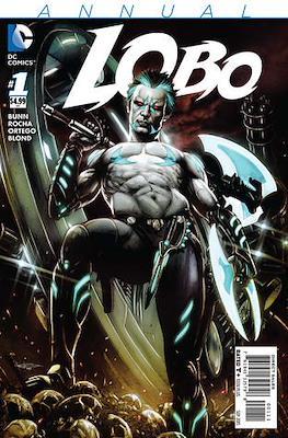 Lobo Vol 3 Annual (2015). New 52