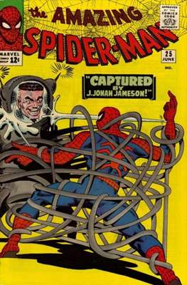 The Amazing Spider-Man Vol. 1 (1963-2007) (Comic-book) #25