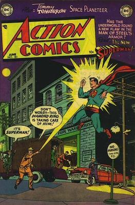 Action Comics Vol. 1 (1938-2011; 2016-) (Comic Book) #181