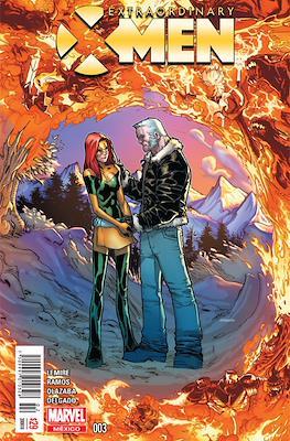 Extraordinary X-Men (Grapa) #3