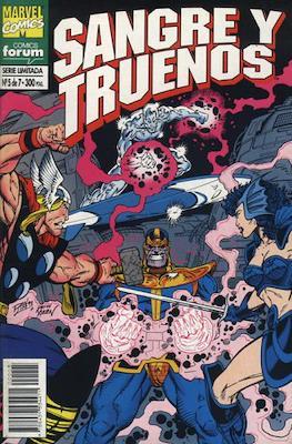 Sangre y Truenos (1994-1995) #5