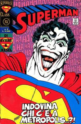 Superman Classic #9