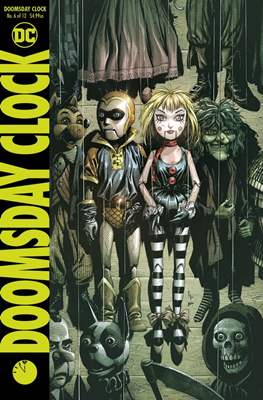 Doomsday Clock #6