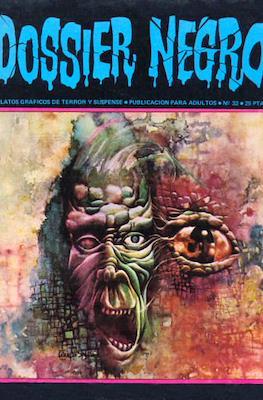 Dossier Negro (Rústica y grapa [1968 - 1988]) #32