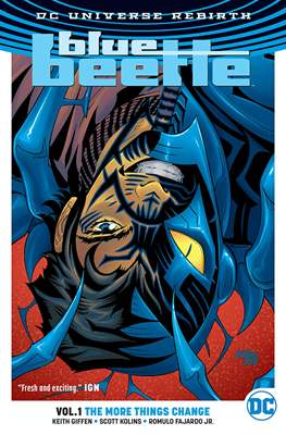 Blue Beetle Vol. 10 (Softcover) #1