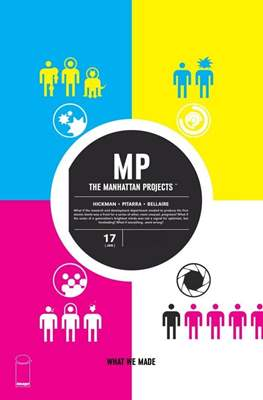 The Manhattan Projects (Comic-book) #17