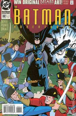 The Batman Adventures (Comic Book) #32
