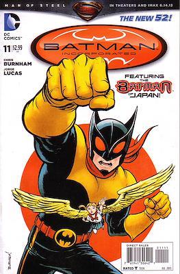 Batman Incorporated Vol. 2 (2012-2013) (Comic Book) #11