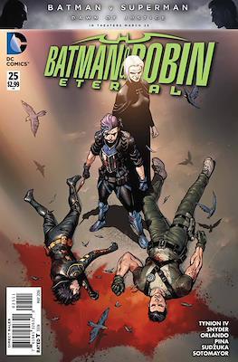 Batman and Robin Eternal (2015-2016) (Saddle-stitched) #25