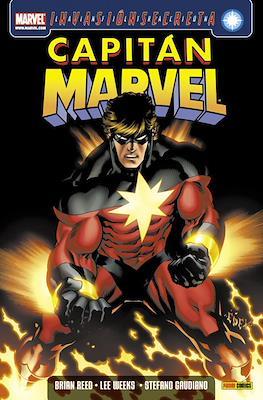 Capitán Marvel: Invasión Secreta (2008)