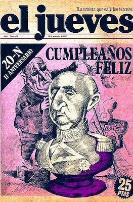 El Jueves (Revista) #26