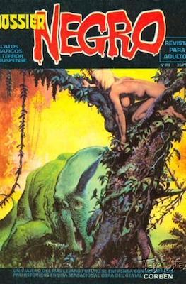 Dossier Negro (Rústica y grapa [1968 - 1988]) #89