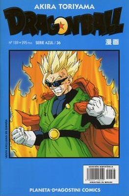 Dragon Ball - Serie Azul (Grapa) #189