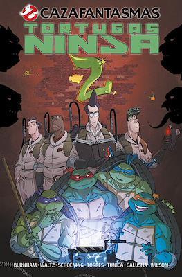 Cazafantasmas / Tortugas Ninja (Rústica 112 pp) #2