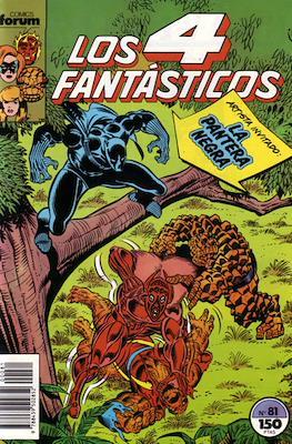 Los 4 Fantásticos Vol. 1 (1983-1994) (Grapa 36-32-24 pp) #81