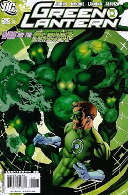 Green Lantern Vol. 4 (2005-2011) (Comic book) #26