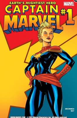 Captain Marvel Vol. 7 (2012-2014)