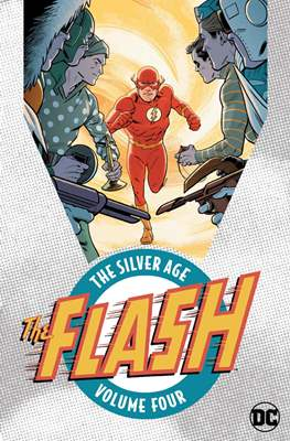 The Flash: The Silver Age (Trade Paperback) #4
