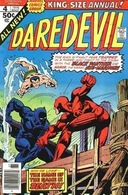 Daredevil Vol 1 Annual (Comic Book. 1967 - 1994) #4