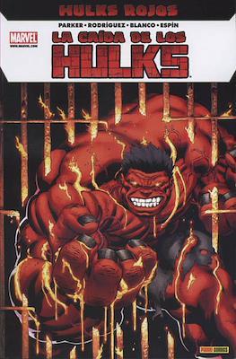 Hulks rojos: La caida de los Hulks