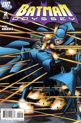 Batman: Odyssey Vol. 1 (2010-2011) (Comic Book) #2