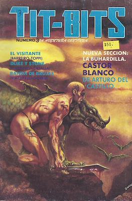Tit-Bits La Aventura Continúa (Revista) #3