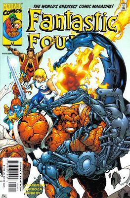 Fantastic Four Vol. 3 (Comic Book) #28