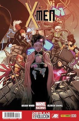 X-Men Vol. 4 / X-Men presenta (2011-2016) (Grapa 24 pp) #30