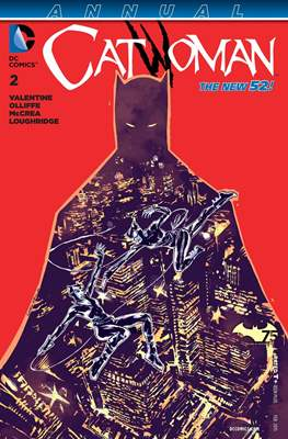 Catwoman Annual (2011) New 52 (Grapa) #2