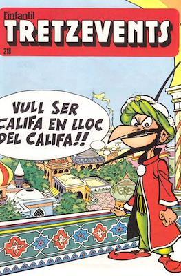 L'Infantil / Tretzevents (Revista. 1963-2011) #218