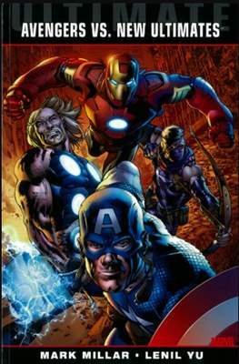 Ultimate Avengers vs. New Ultimates Vol. 1