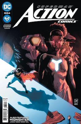 Action Comics Vol. 1 (1938-2011; 2016-) #1034