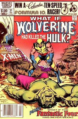 What If (Vol. 1 1977-1984) (Comic-Book) #31