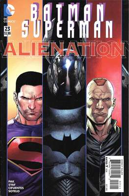 Batman / Superman Vol. 1 (2013-2016) (Comic Book) #23