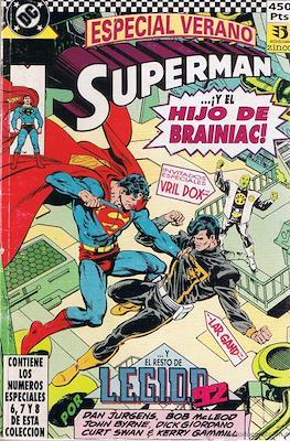 Superman (1984) (Retapado, Tomo rústica) #35